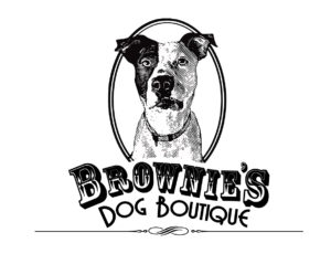 Brownie's Dog Boutique, Daytona Beach, FL logo