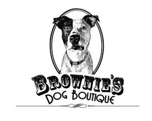 Brownie's Dog Boutique, Daytona Beach, FL logo